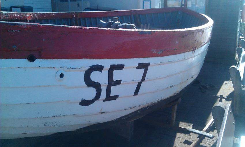 Hope Cove Boat 2